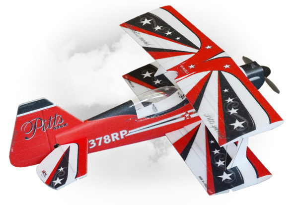 Pitts S2CX 1010mm EPP Rouge Va Models