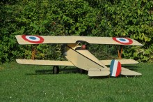 short kit nieuport 11